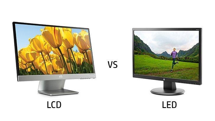 تصویر LCD و LED، کدام یک؟