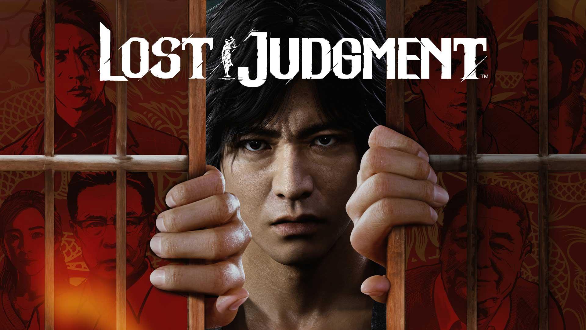تصویر کاور بازی Lost Judgment