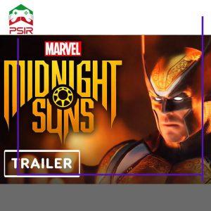 تریلر گیم پلی Marvel Midnight Suns منتشر شد + تاریخ انتشار و پلت فرم ها