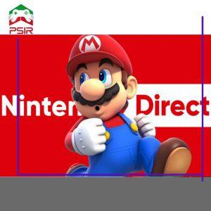ساعت و نحوه پخش رویداد جدید Nintendo Direct (سپتامبر 2021)