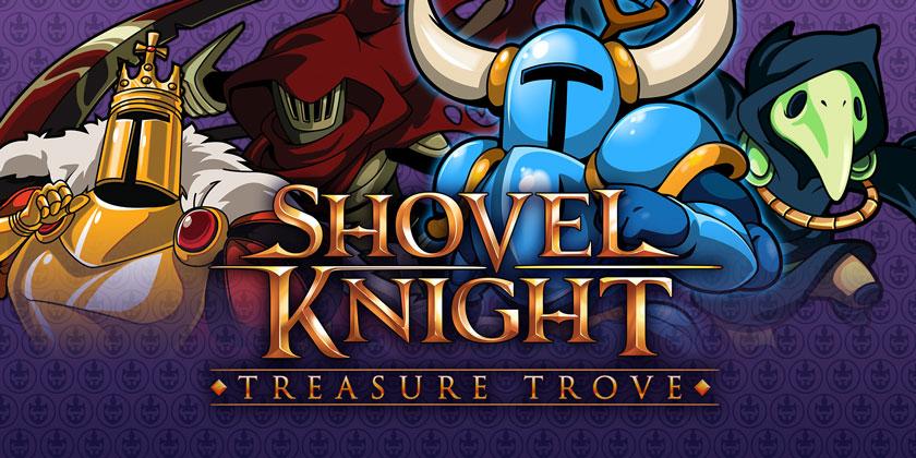 بازی Shovel Knight: Treasure Trove