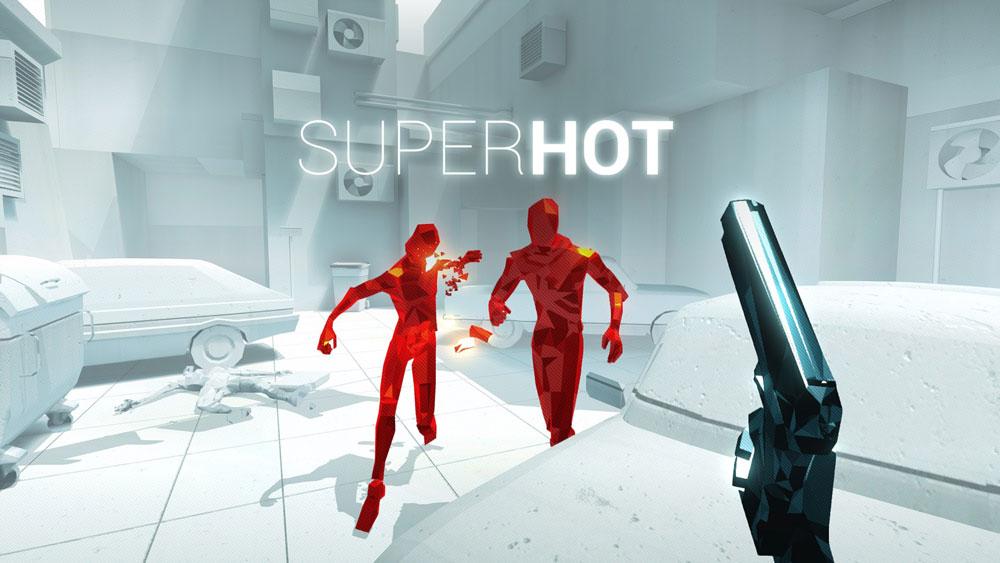 بازی Superhot