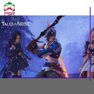 نقد و بررسی بازی Tales Of Arise در PS5 + نقد و بررسی ویدئویی