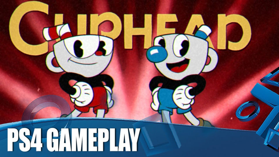 بازی Cuphead از برترین بازی های PSN