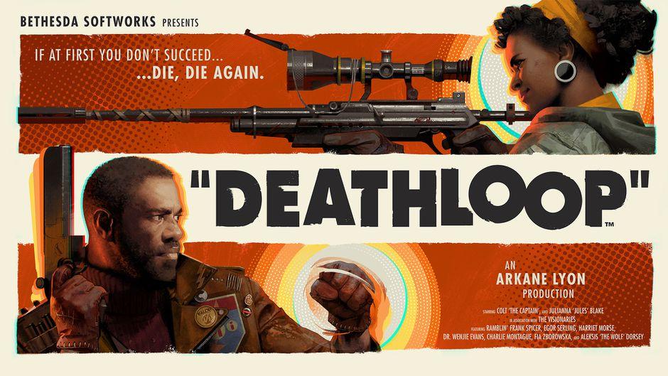 بازی deathloop در نگاه اول