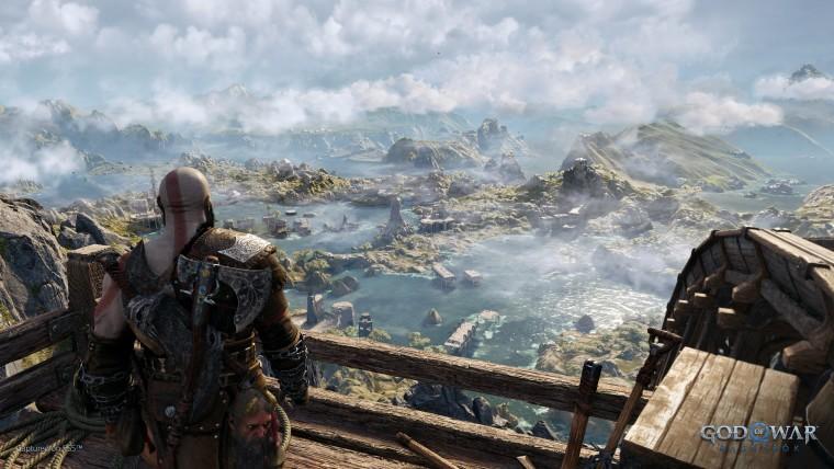 تصویر بازی God of War: Ragnarok