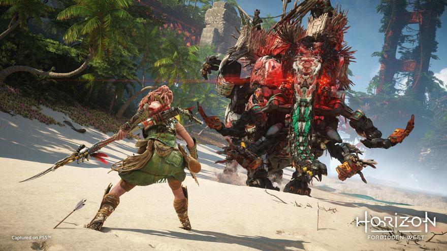 سونی تصمیم ارتقا نسخه Horizon Forbidden West ،PS5 را لغو کرد