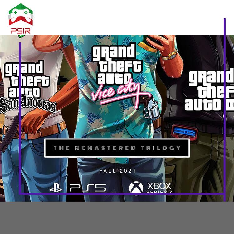 تاریخ انتشار GTA The Trilogy Definitive Edition اعلام شد + تریلر