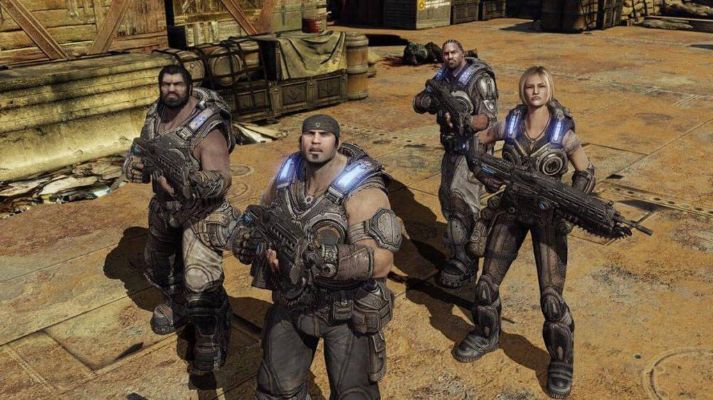 Gears of War برای ایکس باکس 360