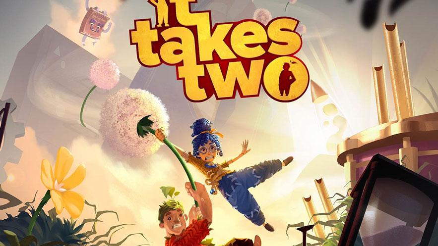 بازی It Takes Two   لیست بهترین بازی های Xbox Series X