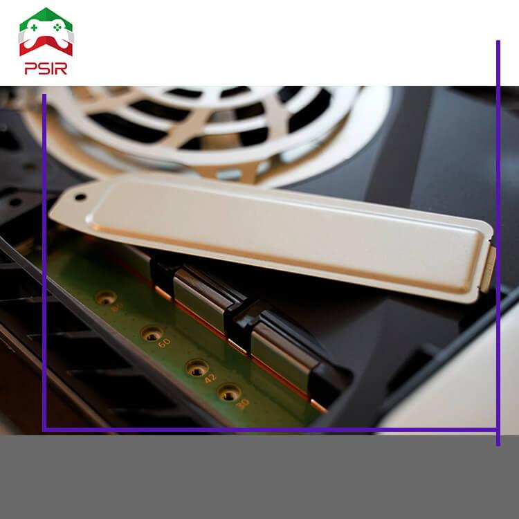 آموزش نصب M.2 SSD در PS5 (آموزش اتصال SSD M2 قدم به قدم تصویری)