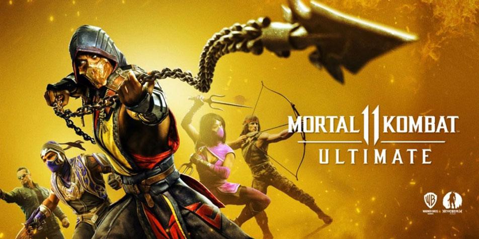 از بهترین بازی های ایکس باکس سریX: بازی Mortal Kombat 11 Ultimate
