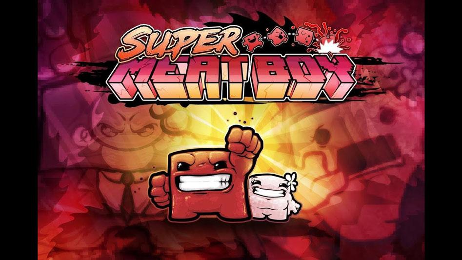 بازی Super Meat Boy برای Xbox 360