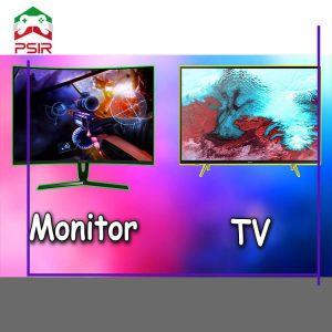 مانیتور بازی در مقابل تلویزیون 4K: کدام برای شما مناسب است؟