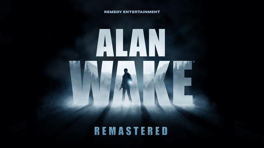 طرح بازی Alan Wake Remastered